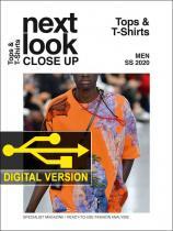 Next Look Close Up Men Tops & T-Shirts no. 07 S/S 2020 Digital