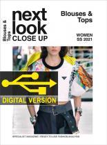 Next Look Close Up Women Blouses Digital Version, Abonnement Europa