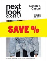 Next Look Close Up Women Denim & Casual no. 01 S/S 2017