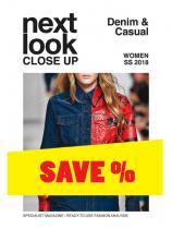 Next Look Close Up Women Denim & Casual no. 03 S/S 2018