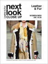 Next Look Close Up Women/Men Leather &  Fur no. 06 A/W 19/20