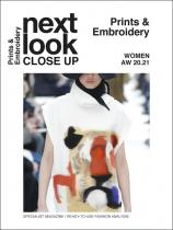 Next Look Close Up Women Print Embroidery no. 08 A/W 2020/2021