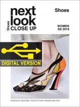 Next Look Close Up Women Shoes no. 05 S/S 2019 Digital Version