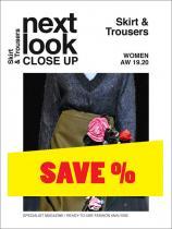 Next Look Close Up Women Skirt & Trousers no. 06 A/W 2019/2020