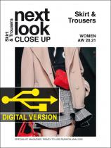 Next Look Close Up Women Skirt & Trousers, Subscription World