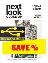 Next Look Close Up Women Tops & T-Shirts no. 04 A/W 2018/2019