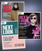 Next Look Women/Styling/Color Usage Package, Abonnement Welt Luftpost