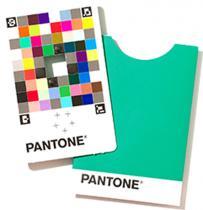 Pantone Color Match Card single