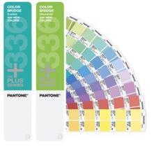 PANTONE PLUS Color Bridge coated & uncoated set