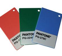 PANTONE Plastic Standard Chip