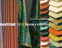 PANTONE View Home + Interior S/S 2016