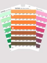 PANTONE PLUS solid chips uncoated Replacement Page 2014
