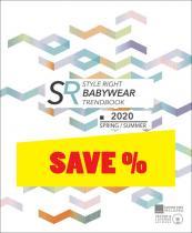 Style Right Babywear Trendbook S/S 2020 incl. DVD