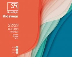Style Right Kidswear Trendbook A/W 2022/2023 incl. USB