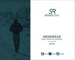 Style Right Men's Trend Book, Subscription Europe