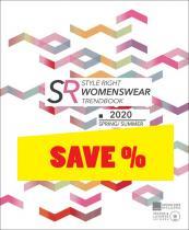 Style Right Womenswear Trendbook S/S 2020 incl. DVD