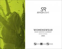 Style Right Womenswear Trendbook S/S 2021 incl. USB