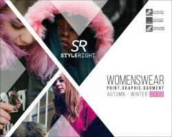 Style Right Women's Trend Book, Subscription Airmail