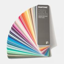 PANTONE Fashion Home + Interiors Metallic Shimmers Color Guide