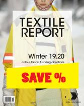 Textile Report no. 4/2018 Winter 2019/2020