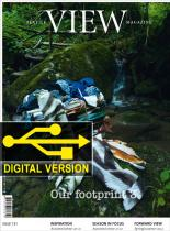 View Textile Magazine Digital, Abonnement Europa