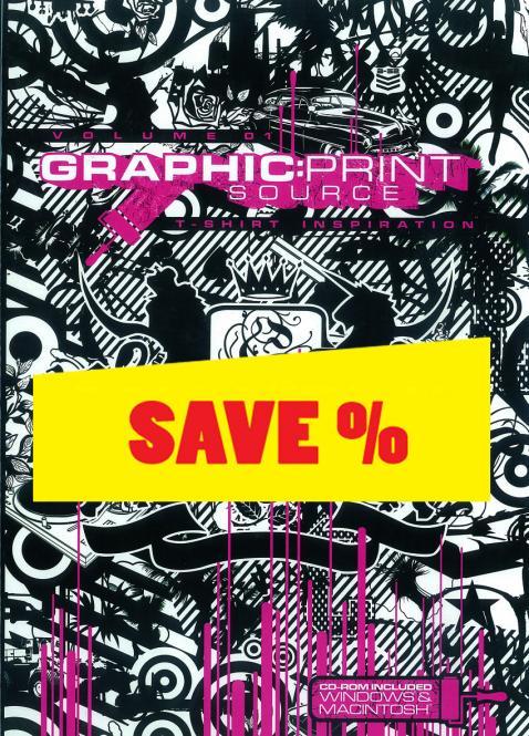 Graphic: Print Source - -R- T-Shirt Inspiration Volume 1