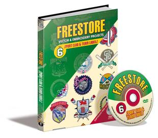 Free Store Vol. 6 Sport Club & Team Labels incl. DVD