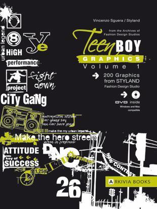 Teen Boy Graphics Vol. 1 incl. DVD