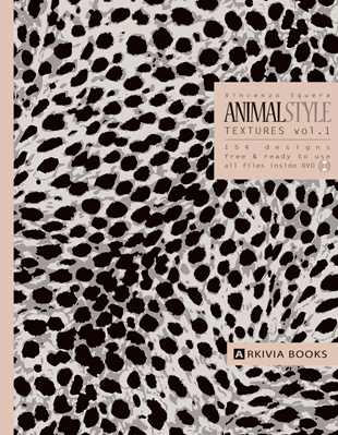 Animal Style Textures Vol. 1 incl. DVD