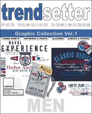 Trendsetter - Men Graphic Collection Vol. 1 incl. DVD