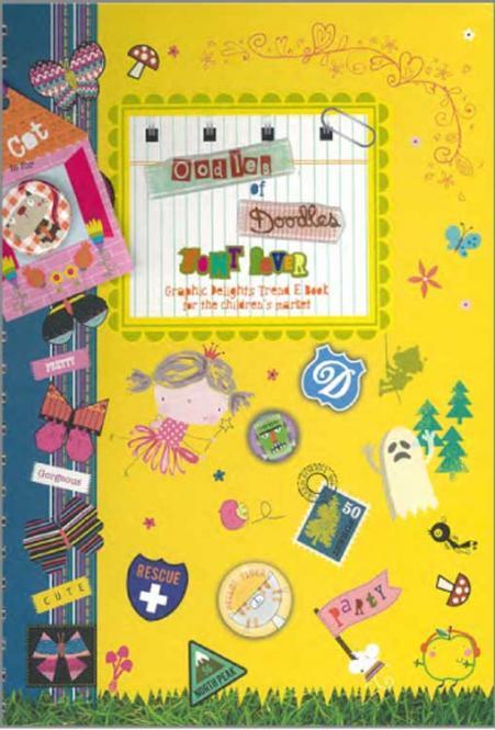 Oodles of Doodles - Font Fever-R-