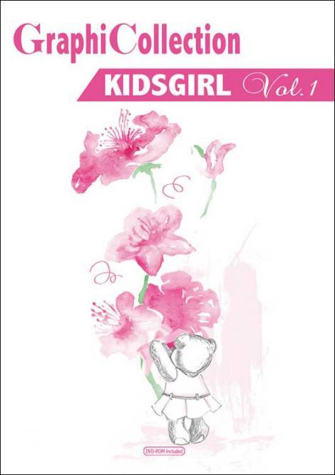 GraphiCollection Kidsgirl Vol. 1 incl. DVD