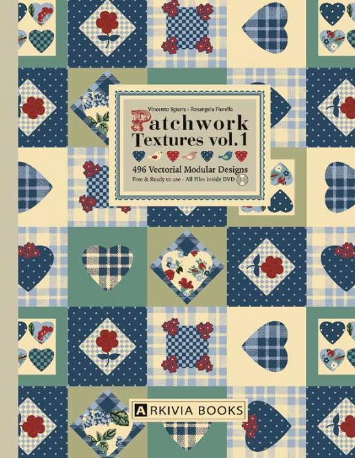 Patchwork Textures Vol. 1 Vol. 1 incl. DVD