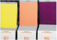 RAL E1 Primary standards of all 490 RAL EFFECT colours in a