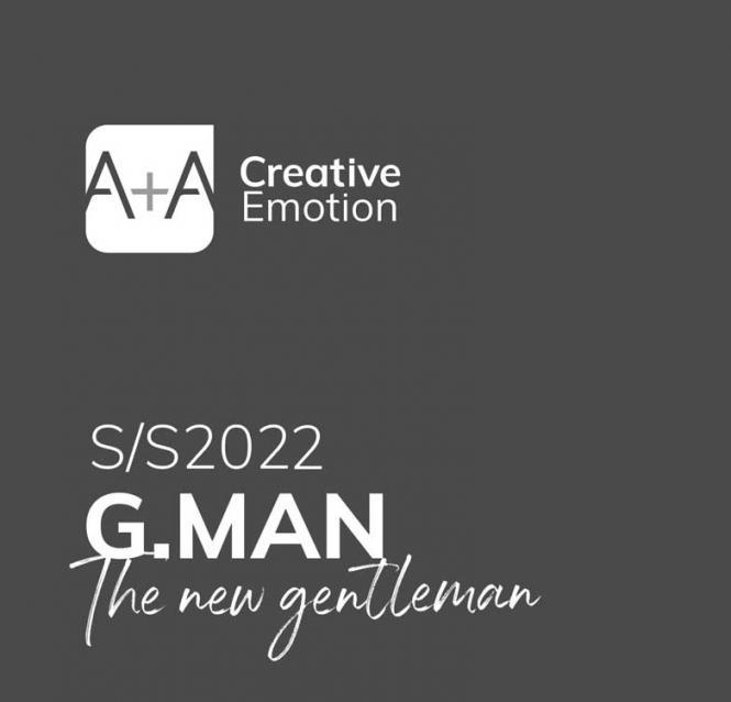 A+A Gentlemen - Men's Color Trends, Subscription Europe