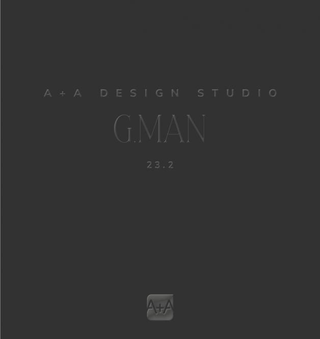 A + A Gentlemen - Men's Color  Trends S/S 2023 (2023.2)
