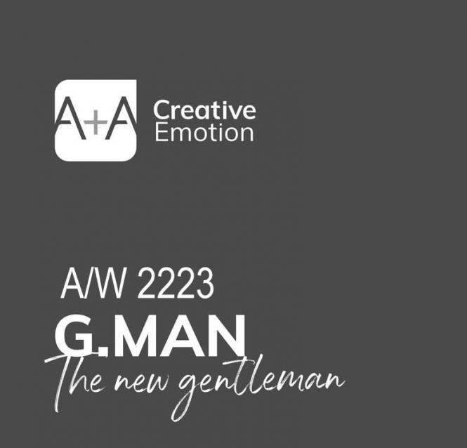 A + A Gentlemen - Men's Color  Trends A/W 2022/2023 (2023.1)