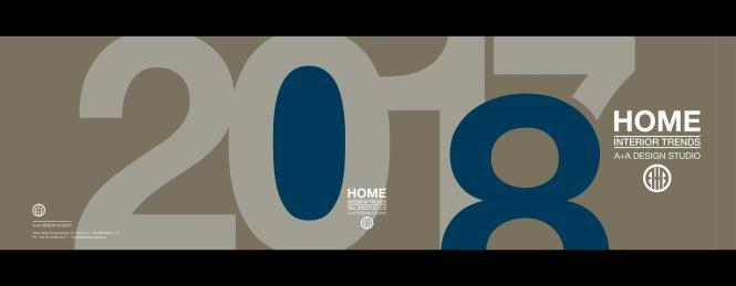 A + A Home Interior Trends A/W 2017/2018