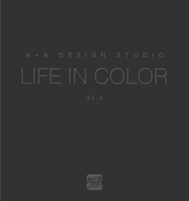 A + A Life in Color S/S 2023 (2023.2)