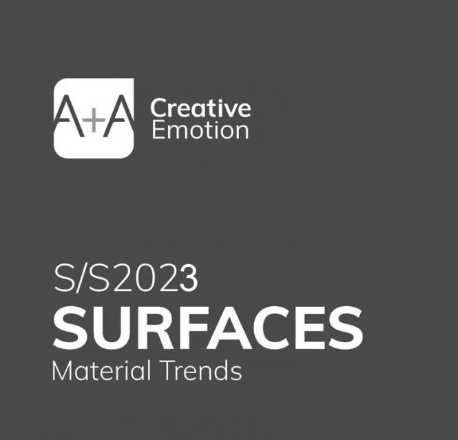 A + A Surfaces Material Trends S/S 2023 (2023.2)