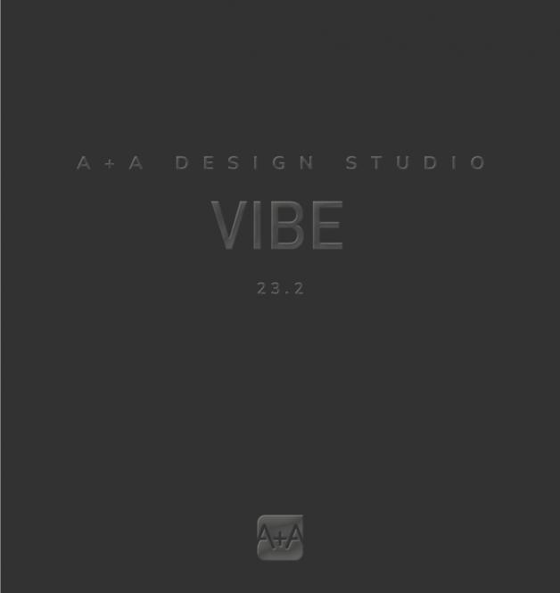 A + A Vibe Color Trends S/S 2023 (2023.2)