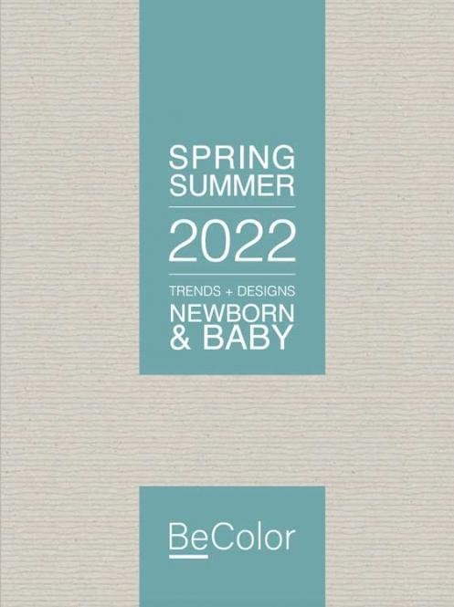 BeColor Newborn & Baby S/S 2022 incl. USB