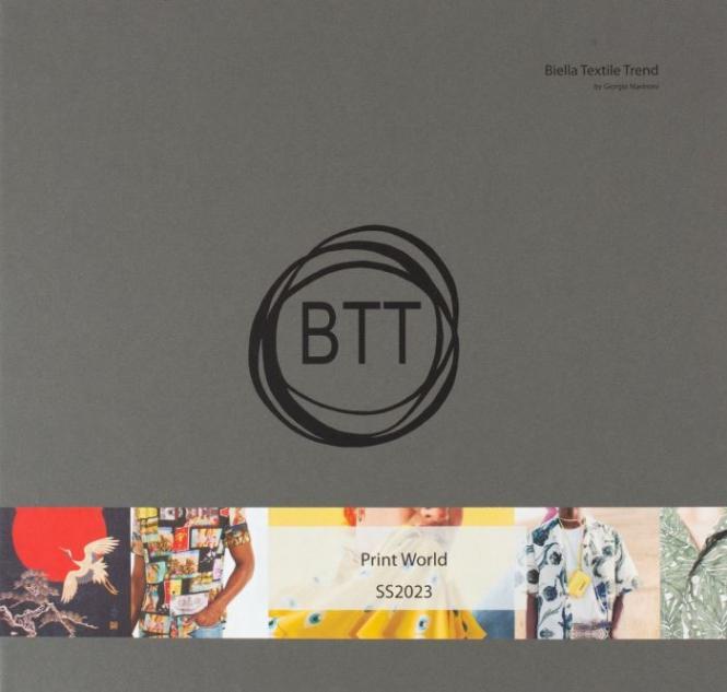 Biella Print World S/S 2023