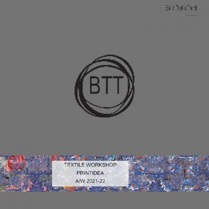 Biella Textile PrintIdea A/W 2021/2022 incl. USB-Stick