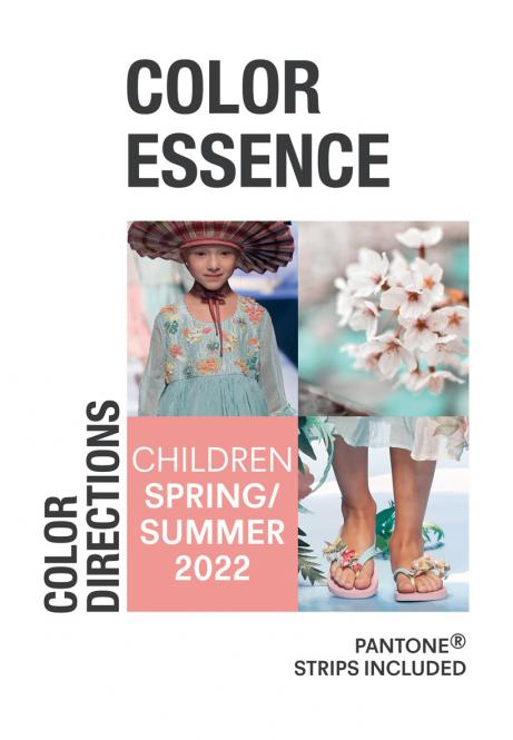 Color Essence Children S/S 2022