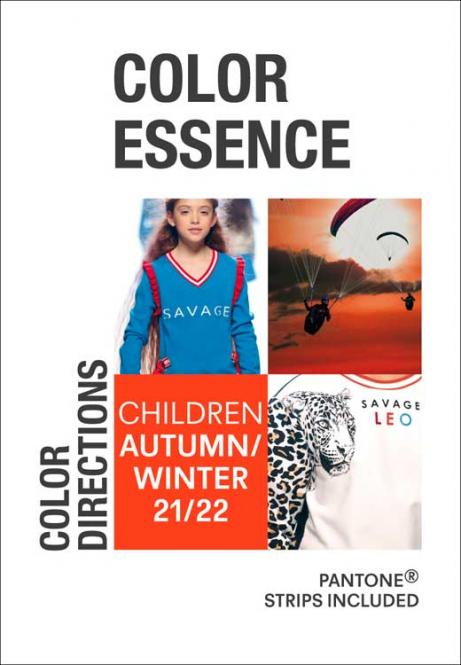 Color Essence Children A/W 2021/2022