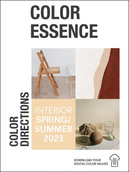 Color Essence Interior S/S 2023