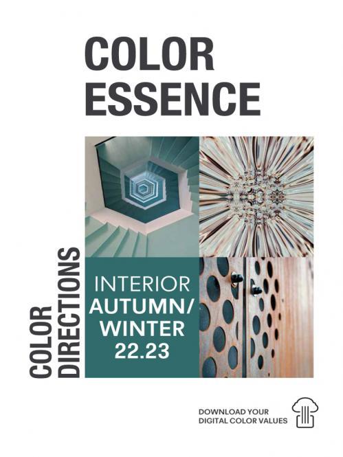 Color Essence Interior A/W 2022/2023