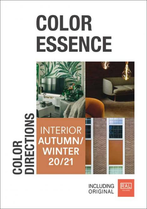 Color Essence Interior RAL A/W 2020/2021