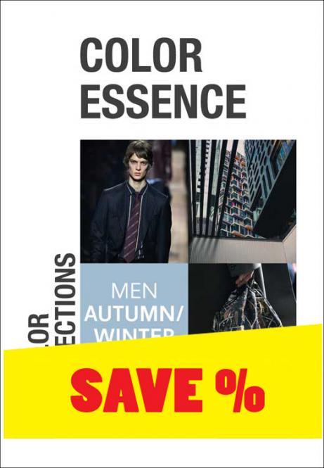 Color Essence Men A/W 2020/2021
